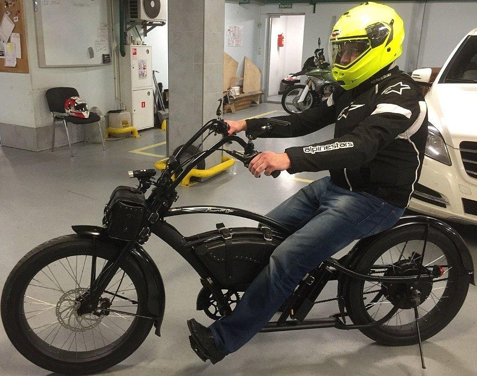 Электровелосипед Micargi Bronco Extreme