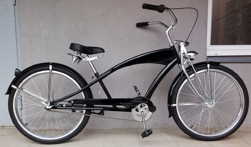 велосипед круизер фото