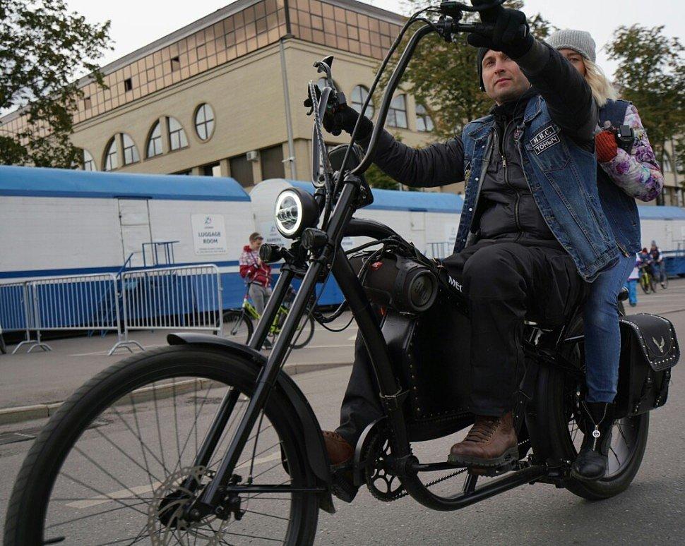 Электровелосипеды Megavel