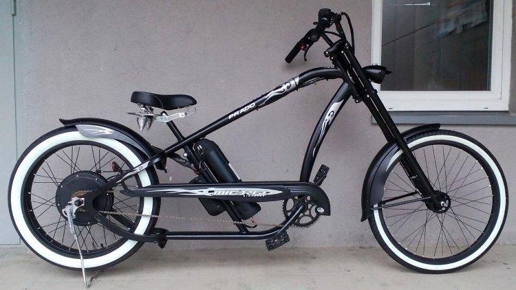 что-то странное чопперы велосипеды фото спиной